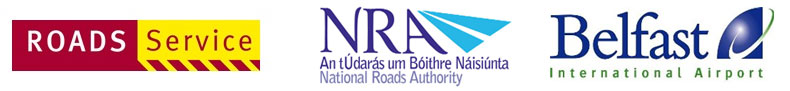 DRD Roads Service, National Roads Authority, Belfast International Airport